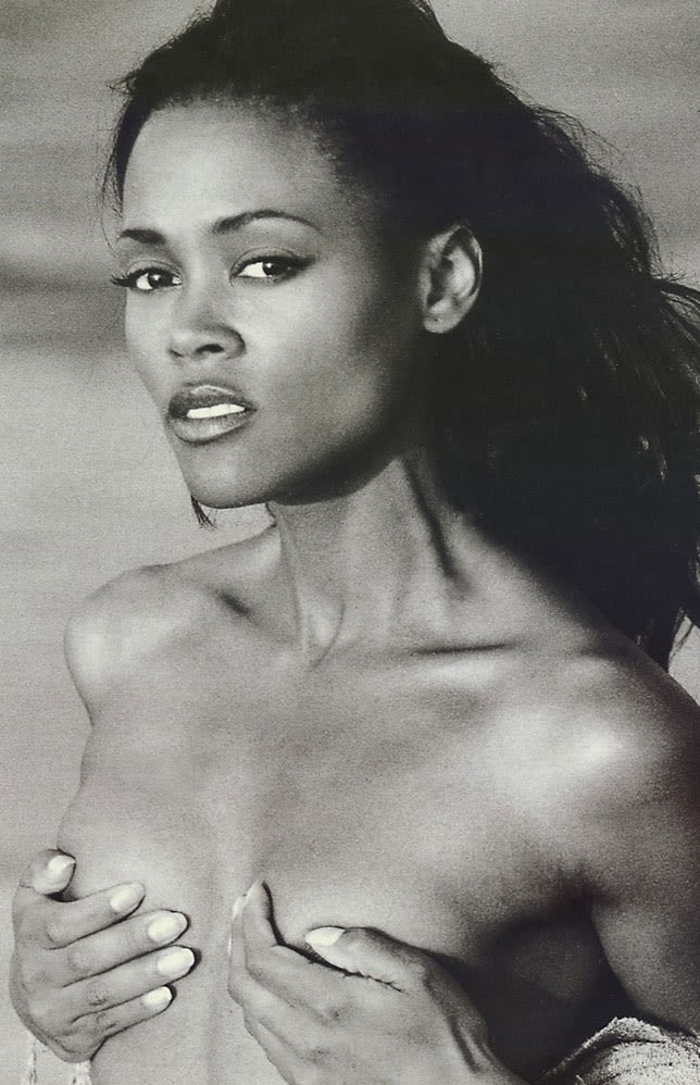 naked pics of robin givens