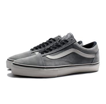 Vans Old Skool Grey Suede