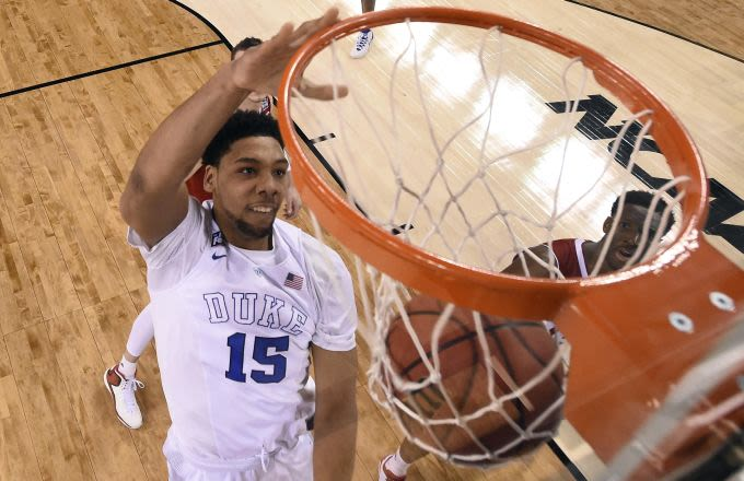 Jahlil Okafor Talks NBA Draft, the Duke Haircut, and His All-Chicago Starting Five