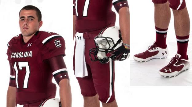south-carolina-garnet-uniforms