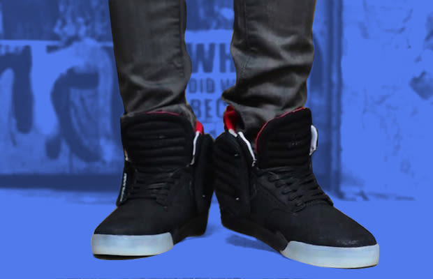 how to wear supra skytops