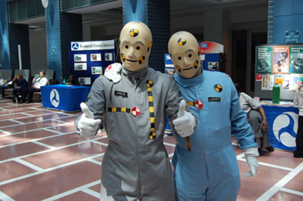 Go Dumb 5 Great Moments In Crash Test Dummy History Complex