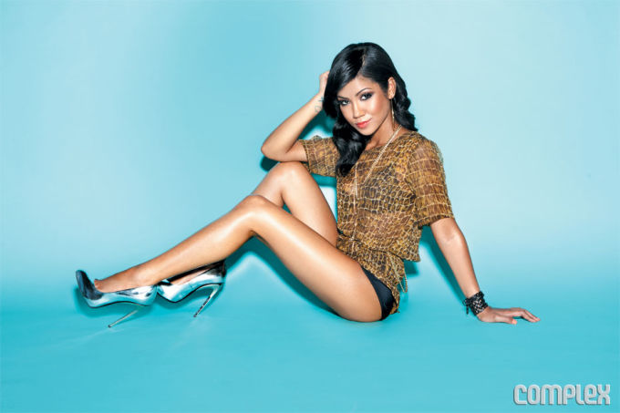 "Jhené Aiko: The ""Hot Complex"" Interview, Photo Gallery ..."