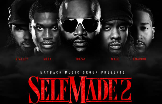 Album Premiere Maybach Music Group Quot Self Made Vol 2