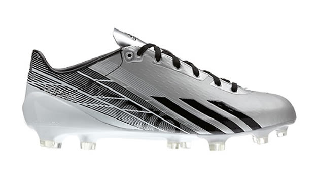 all white adidas football cleats