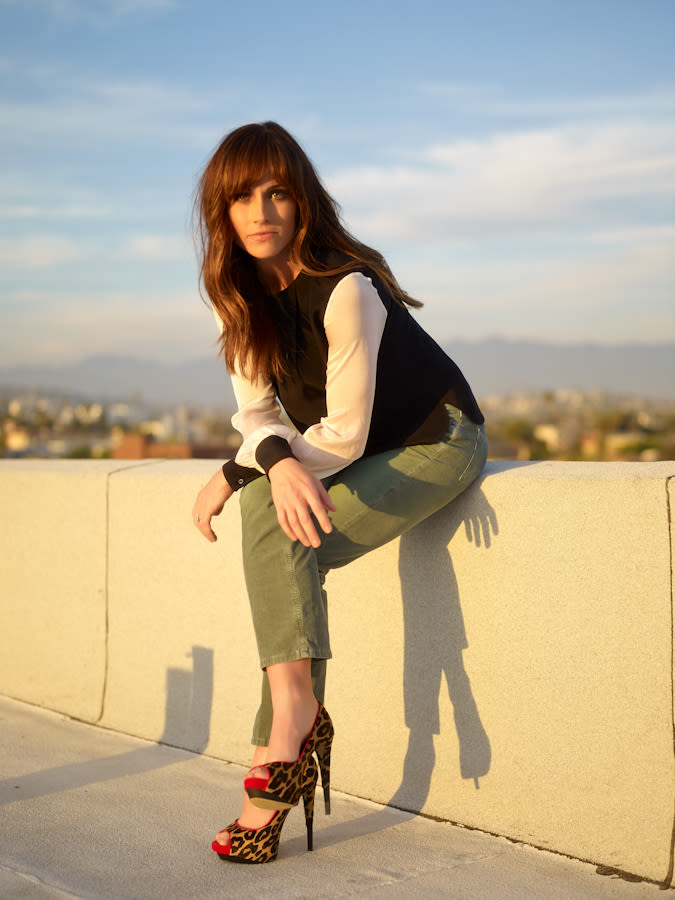 interview  nikki deloach talks  u0026quot awkward u0026quot  and being on