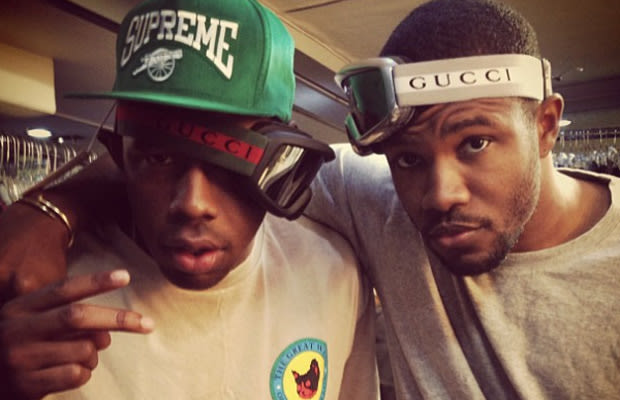 """Tyler, the Creator on How He Knew Frank Ocean Was """"Gay ..."""