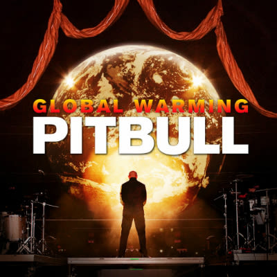 Global Warming Pitbull Album Cover Pitbull Global Warming