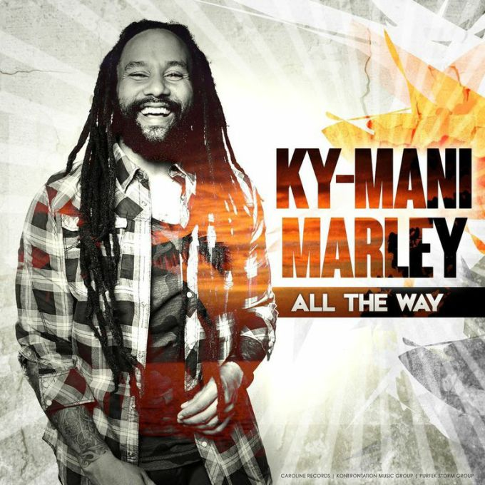 "Ky Mani Marley Image Quotes: Premiere: Listen To Ky-Mani Marley's ""All The Way"""