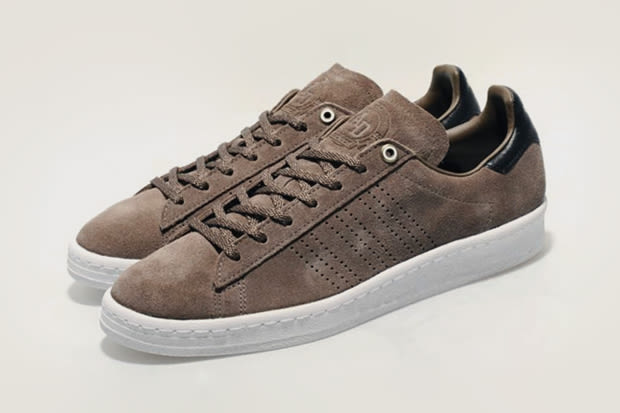 adidas campus 80s brown