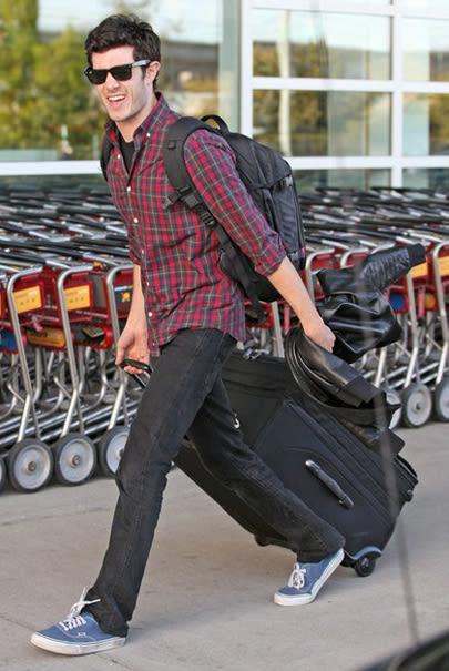 Adam Brody - A History of Celebrities Wearing the Vans ...