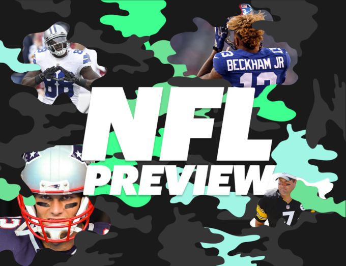 The Complex Sports NFL Season Preview