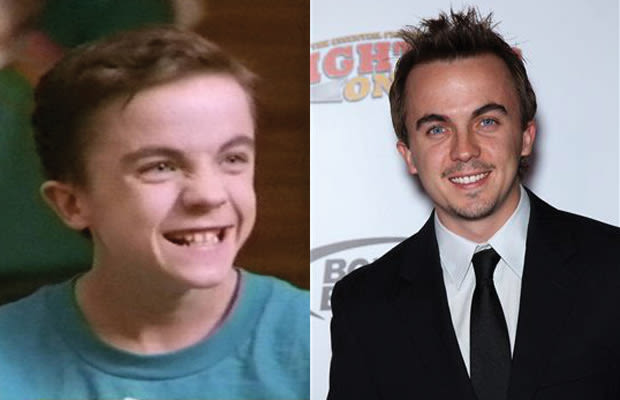 Frankie Muniz - Where Are They Now? The Stars of the Best ...
