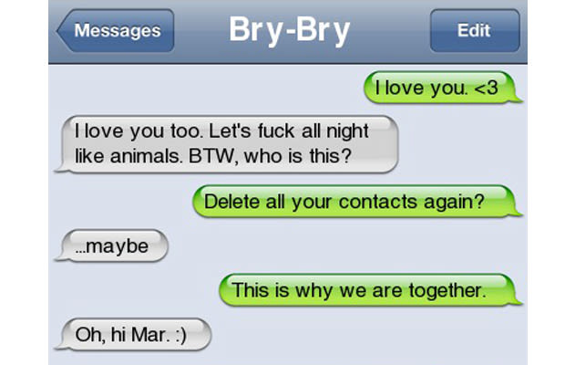funny texts to send to your girlfriend