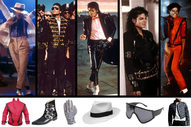 How To Get Michael Jackson S 5 Most Iconic Looks Complex
