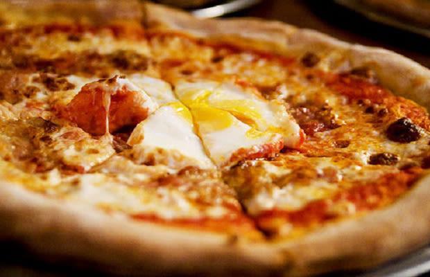 24. Breakfast Burrito Pizza