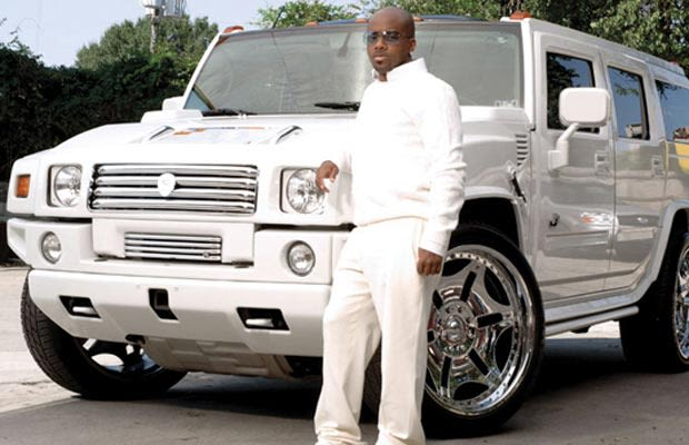 Andre 3000 - 30 Photos of Rappers Flexing With Giant Car ...