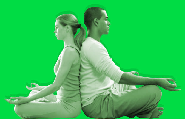 sex during yoga animated