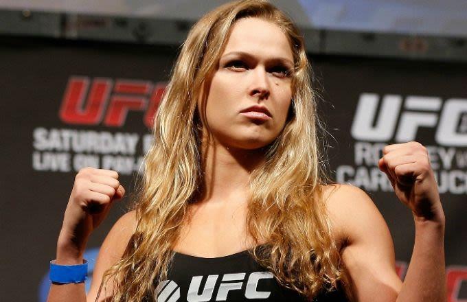 Dana White Says Ronda Rousey Would