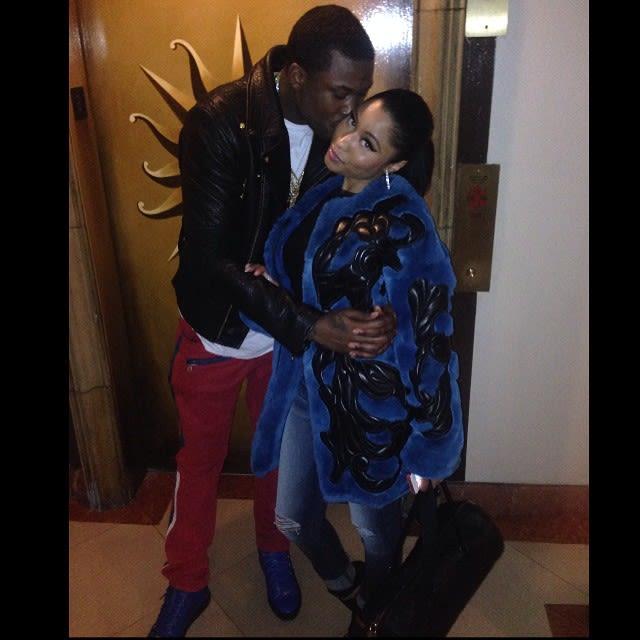 nicki minaj and drake dating instagram