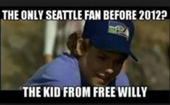Funniest Sports Memes Of The Week : Seattle seahawks fan gallery the funniest sports memes