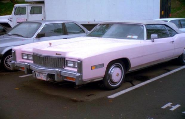 Seinfeld George Parking Cars