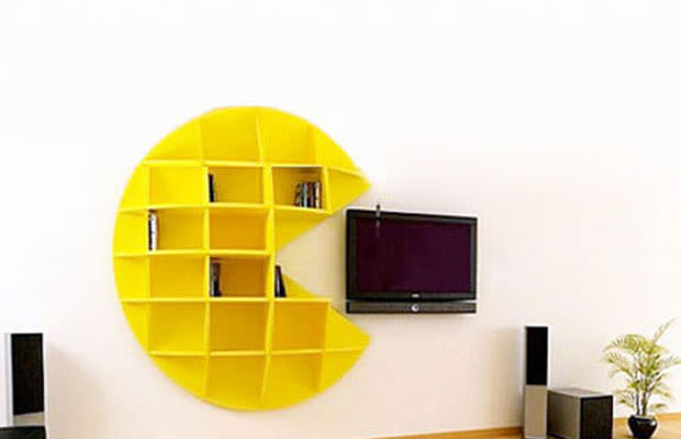 The 50 Most Creative Bookcases Complex