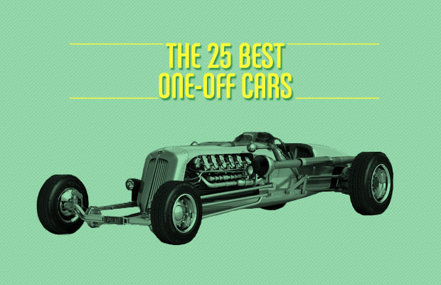 The 25 One Off Custom Cars We Could Never Afford Complex