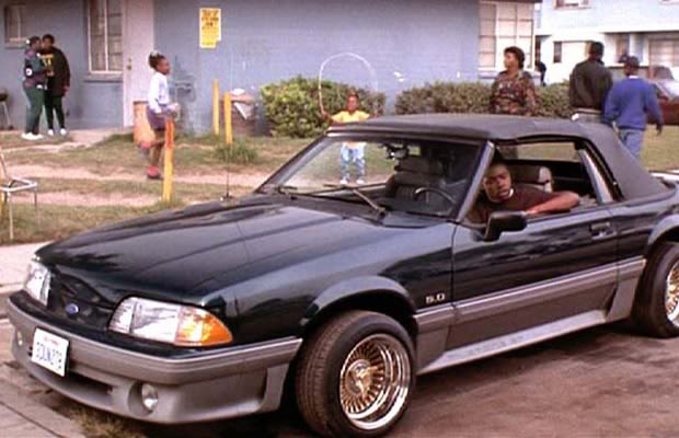 Menace Ii Society 1991 Mustang Gt Convertible on 1991 Ford Mustang Rims