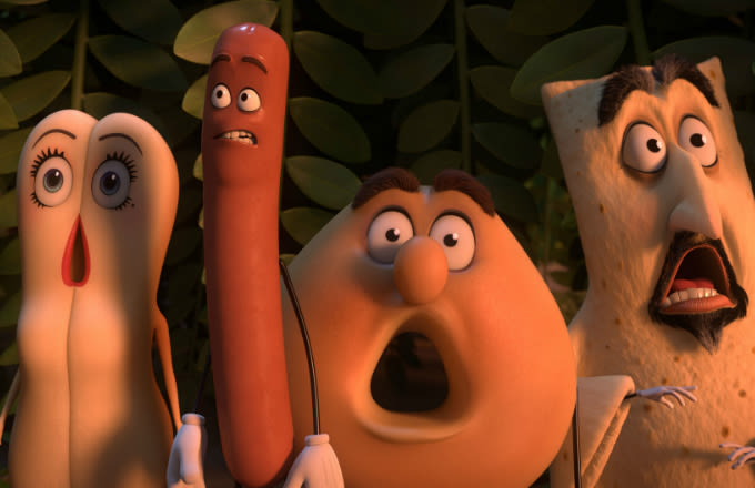 Theater Accidentally Plays Trailer for Super R-Rated 'Sausage Party' Before 'Finding Dory'
