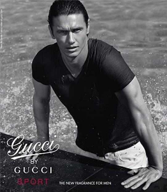 james franco modeling gucci -#main