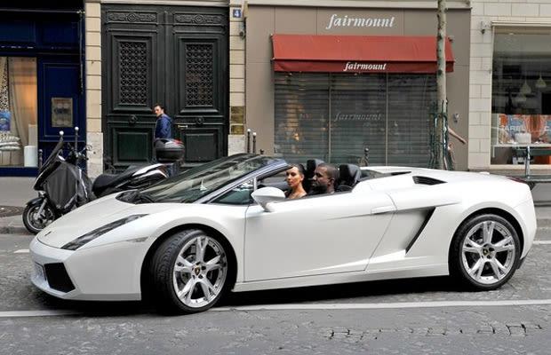 Kanye West Lamborghini Mercy
