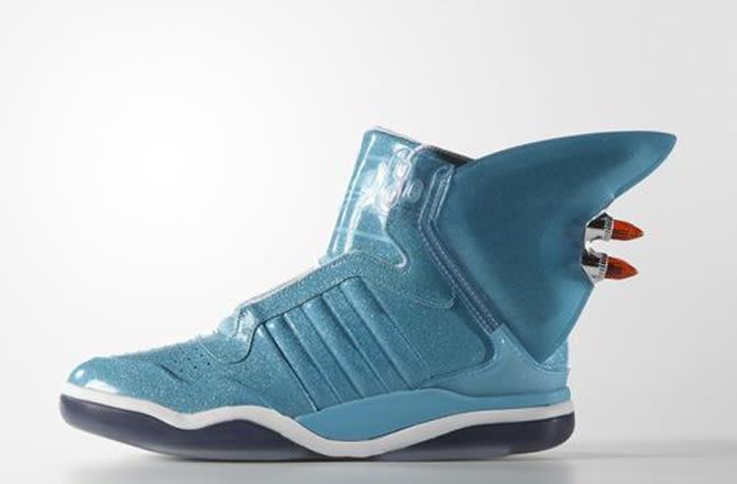adidas x jeremy scott quotsharkquot shoes complex