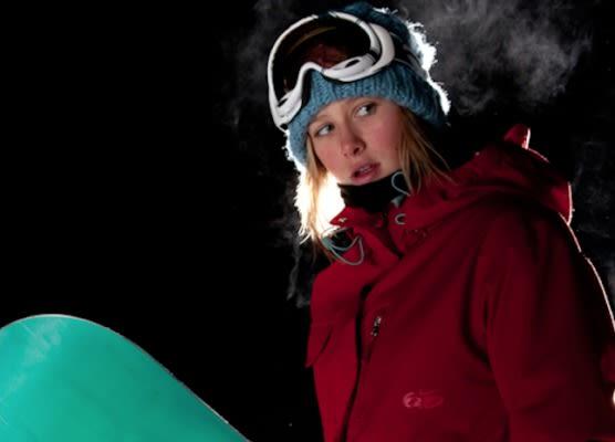 Ellery Hollingsworth Snowboarding 20  Ellery Hollingsworth