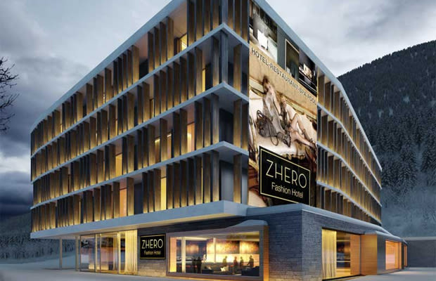 Zhero ischgl kappl the 30 coolest design hotels complex for Alpen design hotel