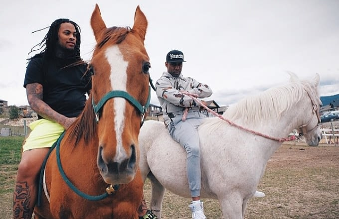 Waka Flocka Flame Claims Ownership of the Word 'Squad'