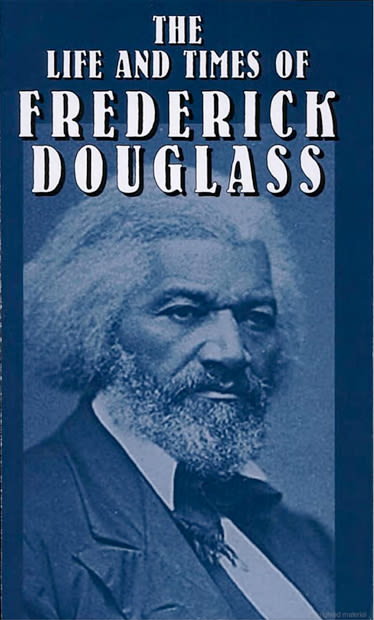 Buy autobiography frederick douglass