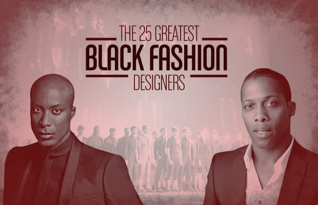Black Clothing Designers The Greatest Black Fashion