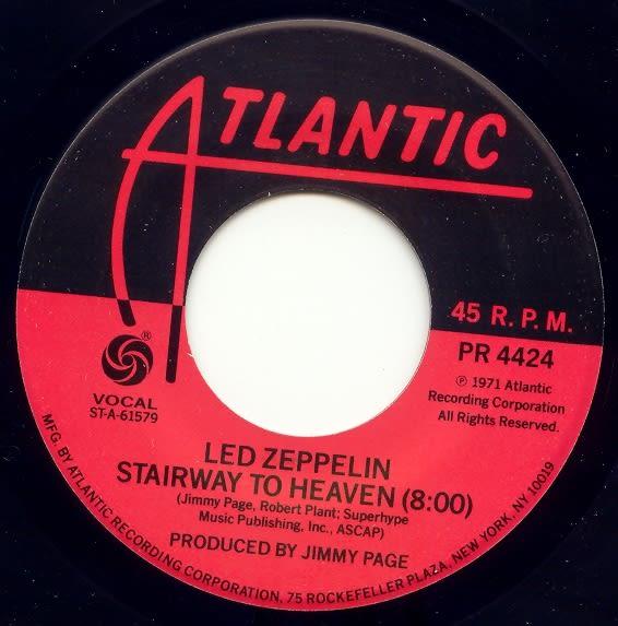 Stairway To Heaven Led Zeppelin Aesthetic