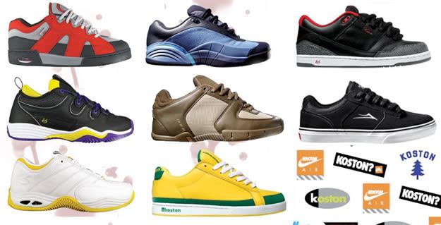 Eric Koston ES Shoes