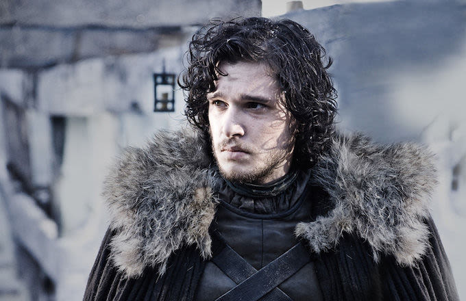 Jon Snow Looks Very Much Alive in New 'Game of Thrones' Set Photos