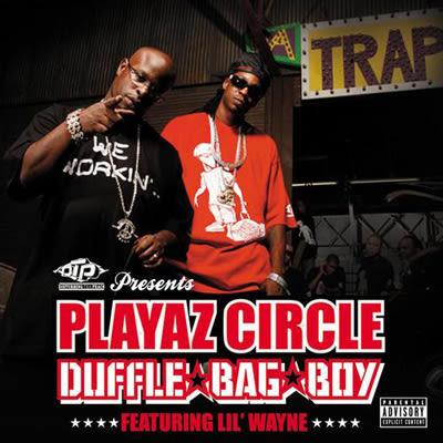 Afbeeldingen van Playaz Circle Duffle Bag Boy ft. Lil Wa…