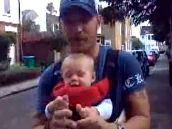 Remember That Time Tom Hardy Kicked Some KRS-One Lyrics While Holding His Baby?
