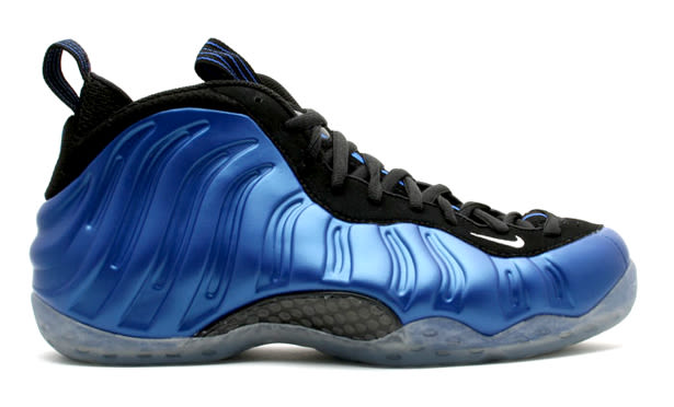 basketball shoes of the 90s - Nike Air Foamposite