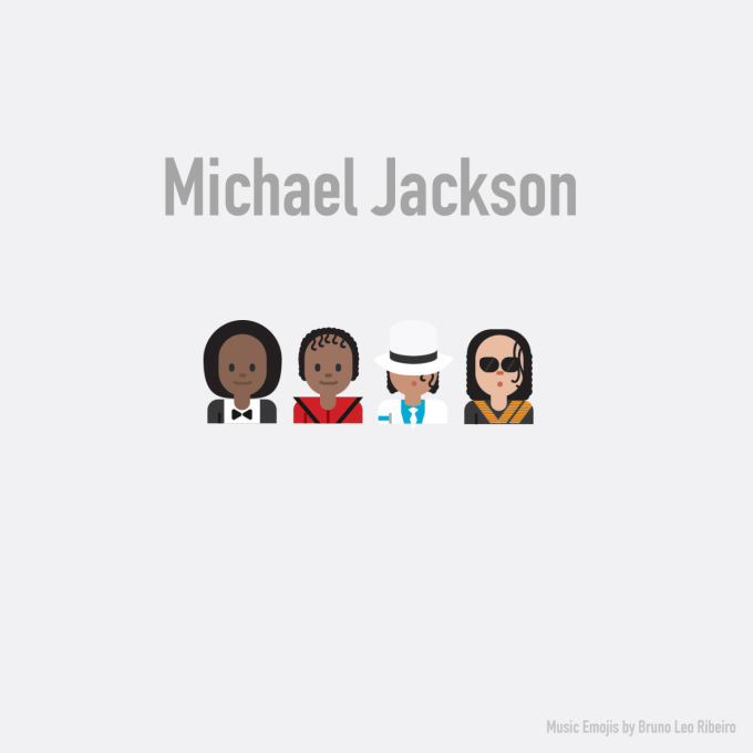 Here Are Your Favorite Artists and Bands Recreated in Emoji Form