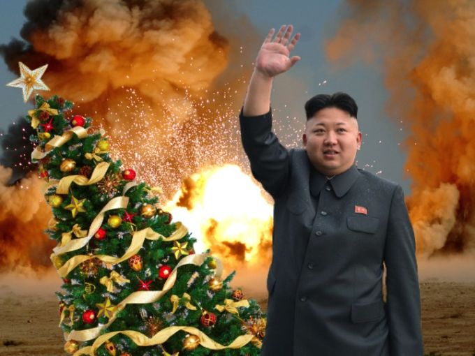 north korea are threatening to blow up south korea u0026 39 s