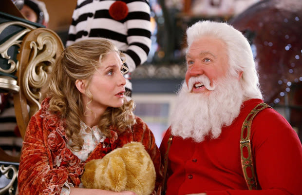 Mrs claus will play when santa039s away - 2 part 3