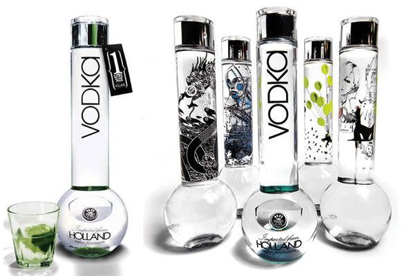 Drinking Vodka Alone