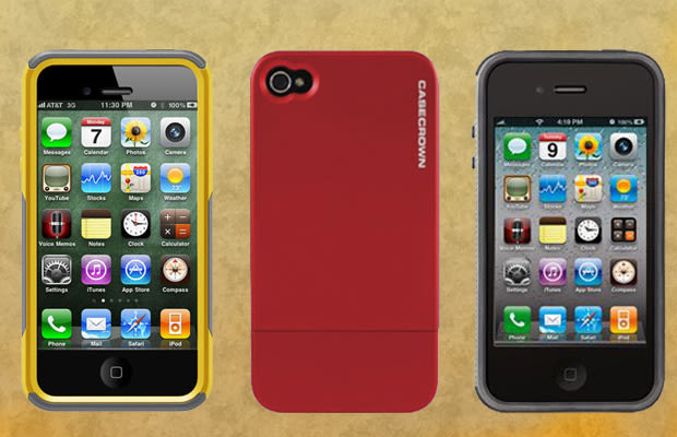 incipio offgrid backup battery case protect ya tech the 10 best iphone 4s cases available now. Black Bedroom Furniture Sets. Home Design Ideas