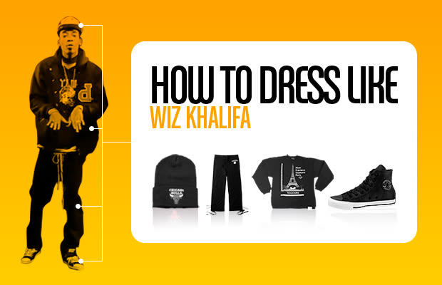 K104 | Hip-Hop and R&B | Dallas, Texas Wiz Khalifa Partners with